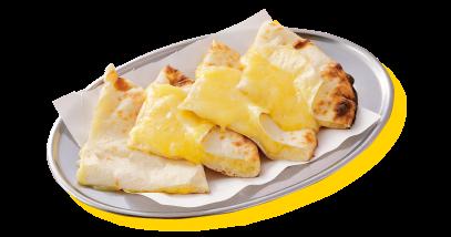 明太チーズナン 580円